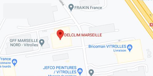 Delclim Marseille