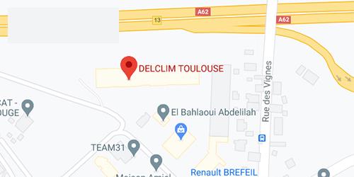 Delclim Toulouse