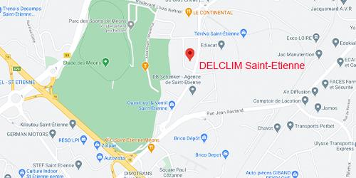 Delclim Saint-Etienne