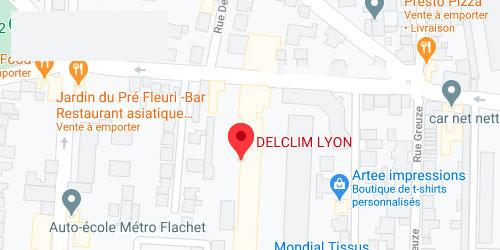 Delclim Lyon - Villeurbanne