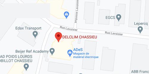 Delclim Lyon - Chassieu