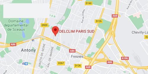 Delclim Paris sud - Fresnes